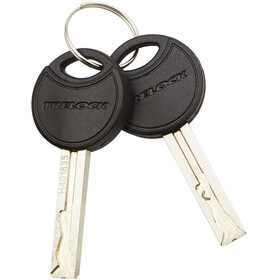 Trelock FS 200 TWO.GO L Folding Lock 100 cm, blue